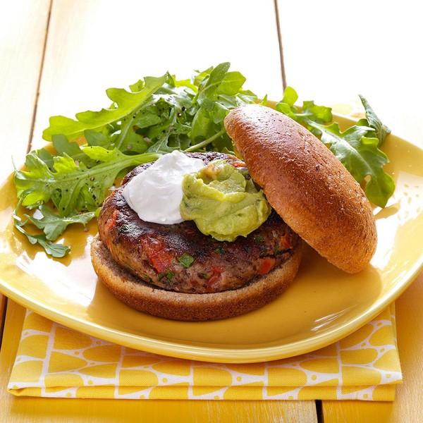Box Rock Burger Recipes