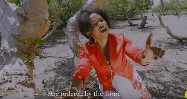 VIDEO | Christina Shusho - Ongoza Hatua Zangu (Official Video) || Mp4 Download