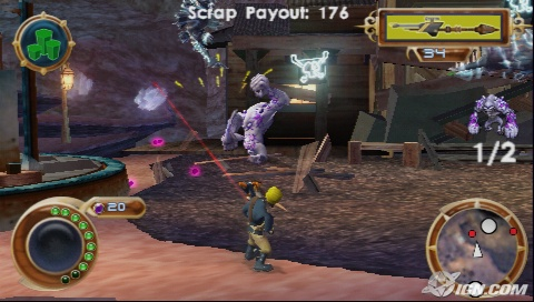 Frontier lost daxter and cso psp download the jak