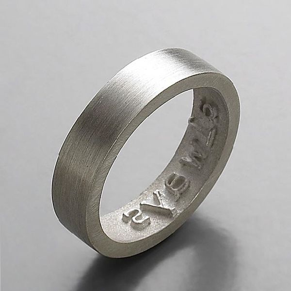 Inner Message Rings by Jungyun Yoon