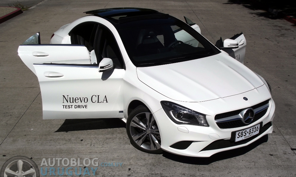 Prueba: Mercedes-Benz CLA 200 Urban 7G-DCT (Parte 2