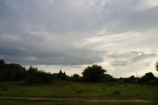 Melintasi Garis Waktu Kota Tua Bagan