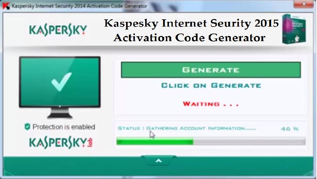 kaspersky 2014 keygen