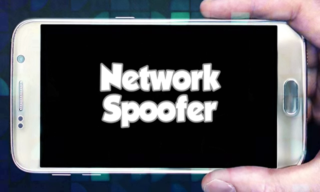 Show vulnerable network with network spoofer