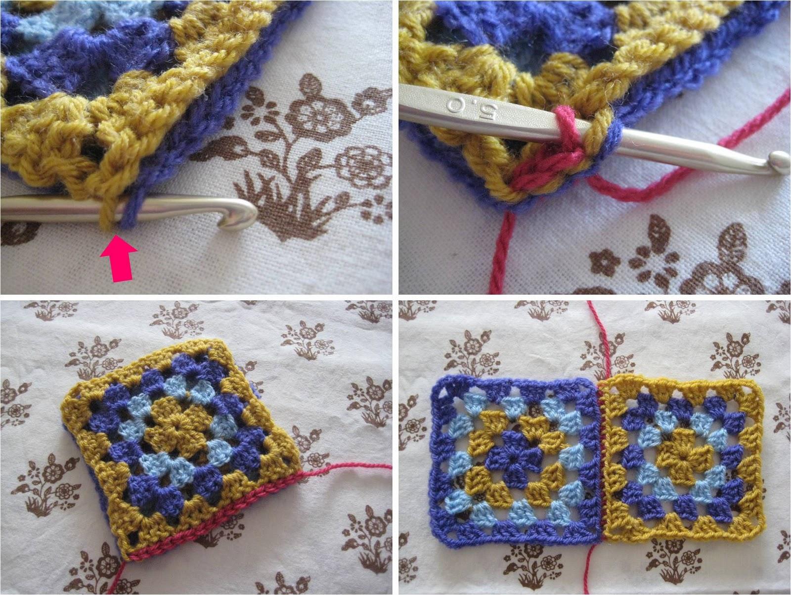 Sew Natural Blog Haakles Voor Beginners 5 Granny Squares Haken