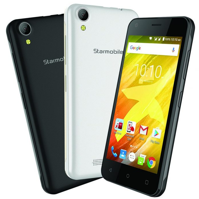 Starmobile Android Smartphones, Starmobile Play Dash