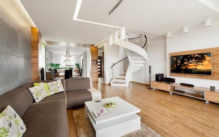 Dise o de interiores for Diseno apartamentos duplex pequenos
