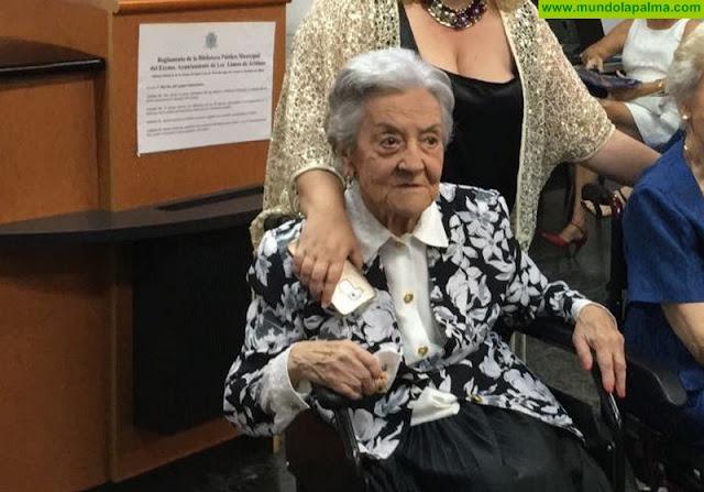 El Ayuntamiento de Los Llanos de Aridane lamenta la pérdida de la bibliotecaria María Nieves Pérez