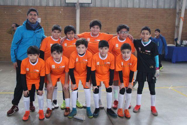 Colegio Santa Marta, campeón e varones