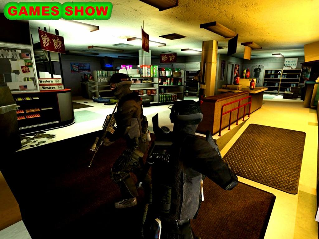 تحميل لعبة swat 4