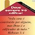 TRABALHO E AMOR-Hebreus 6.10