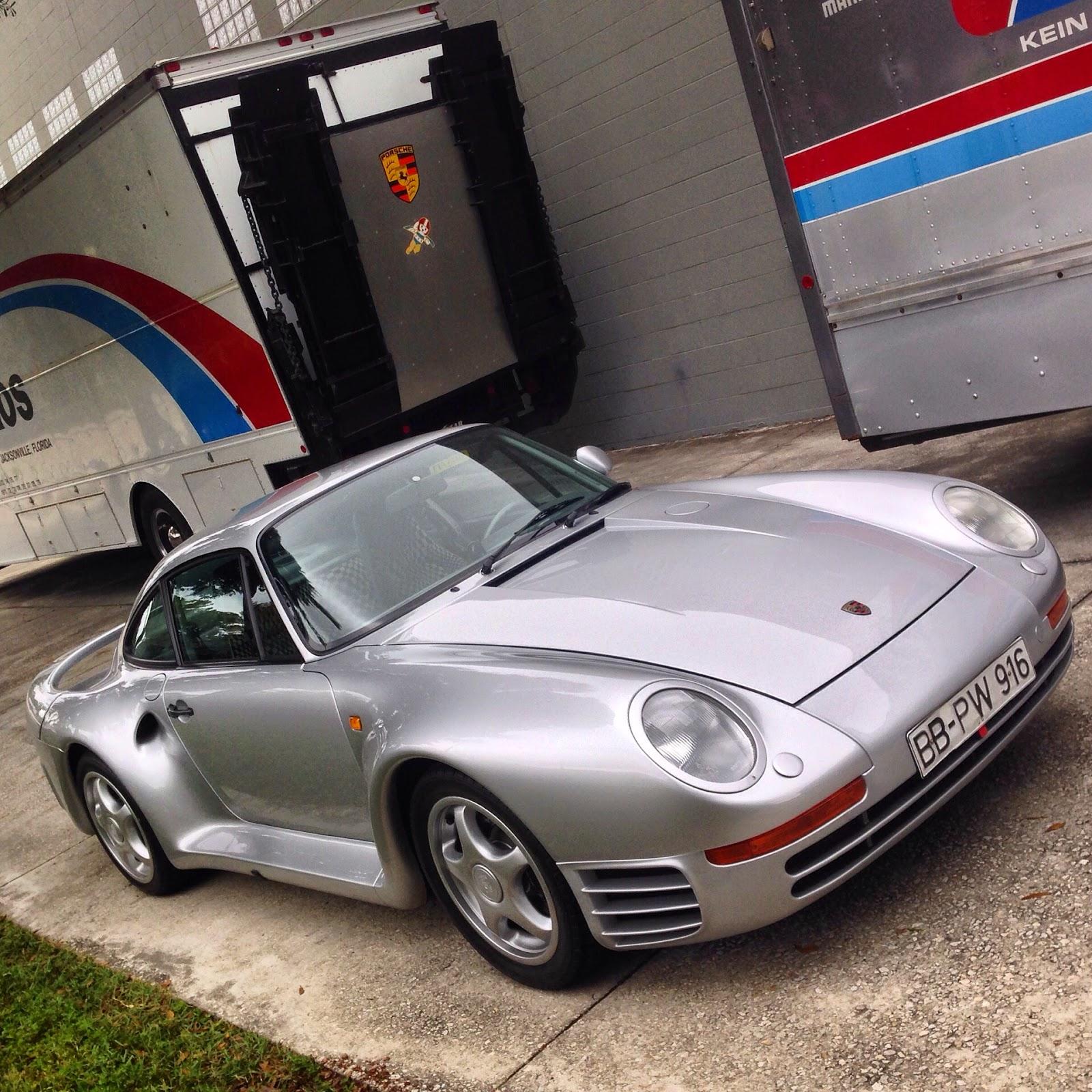 MagnusWalker911: Ponte Vedre Auto Show 2014