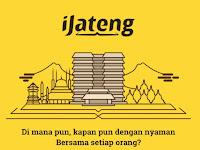 iJateng, perpustakaan digital milik Jateng