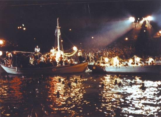 Το εκπληκτικό πάρτυ στη Βουλιαγμένη το 1983