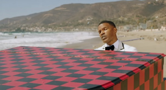 Jamie Foxx - In Love By Now [Vídeo]