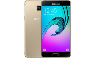 Cara Flash Samsung Galaxy SM-A710X Via Odin