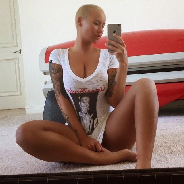 Amber Rose Sexy 2
