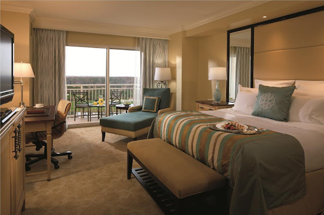 The Ritz-Carlton Orlando, Grande Lakes: quarto