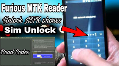 Furious MTK code Reader 2020 | Unlock MTK Phones | Read Code | Sim Unlock | Country Lock Unlock
