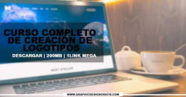 Curso completo de creación de logotipos profesionales | GRATIS | Descarga | Mega |