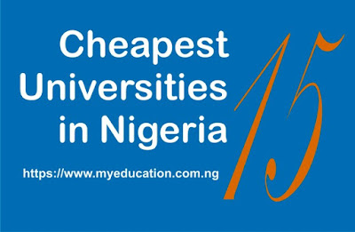 15 Cheapest Universities In Nigeria