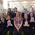 'Very inspirational' - Beaumont Book Club meets Tamsyn Murray
