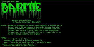 BaRMIe - Java RMI Enumeration And Attack Tool