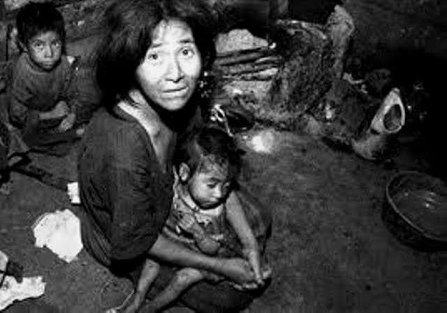 Pobreza afecta más a niños y jovenes