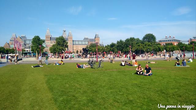 informazioni utili viaggio Amsterdam