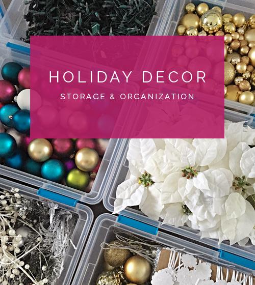 Iheart Christmas.Iheart Organizing Holiday Decor Storage Organization Tips
