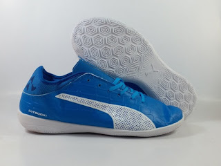 Puma evoTOUCH 3 Indoor - Blue White