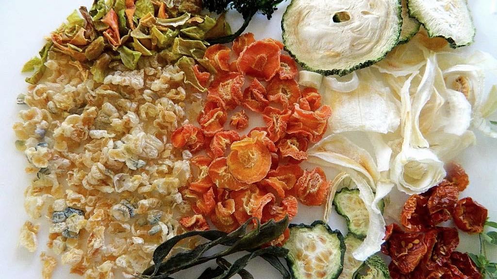 Поштівка: Рецепты для сушилки (дегидратора) овощей и фруктов