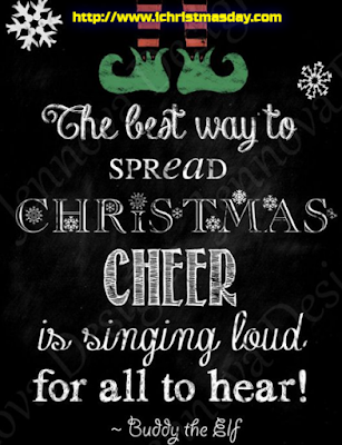 christmas quotes for children's cards