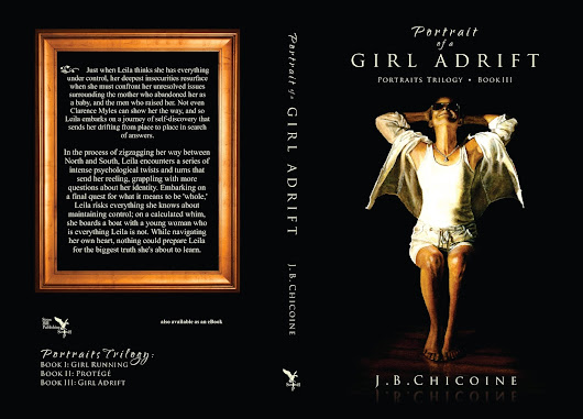 Portrait of a Girl Adrift Now Available!