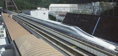 Maglev, Kereta Api Tercepat Di Dunia