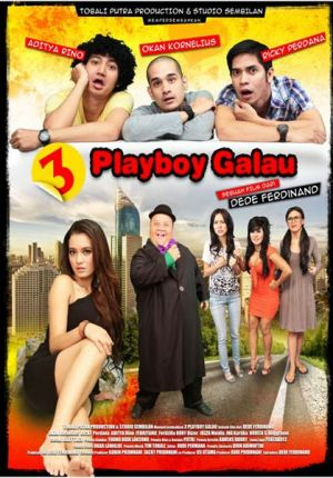 sinopsis dan review 3 playboy galau