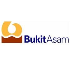 Logo PT Bukit Asam (Persero)