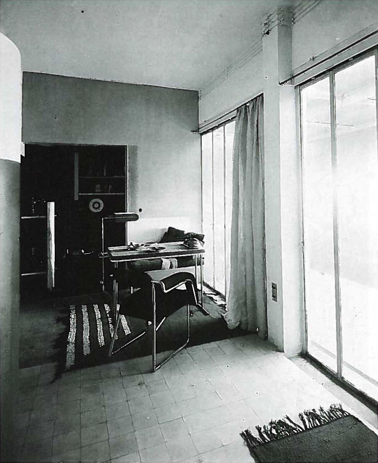 Furniture In: E.1027: Furniture Makes The Room