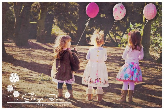 Childrens' Clothes & Interiors – A forest fantasy shoot.
