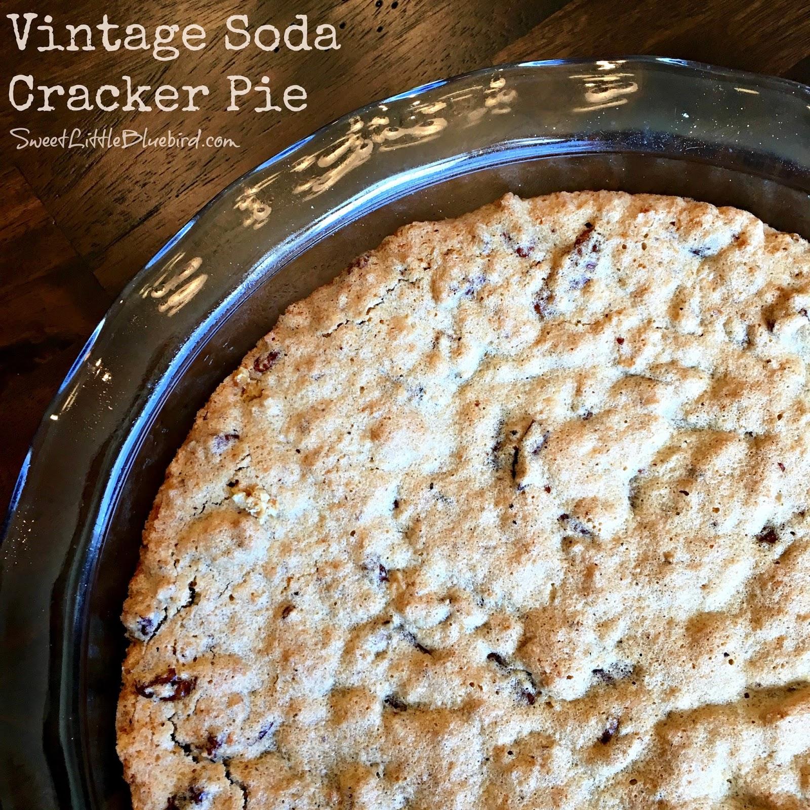 Soda cracker fruit cake recipe