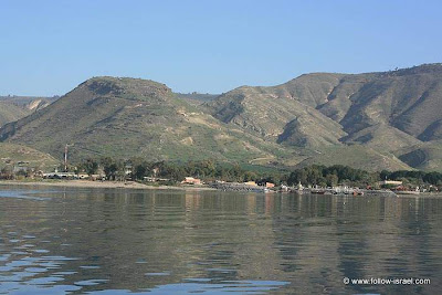 Israel in photos: Ein Gev, Sea of Galilee