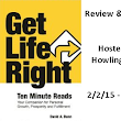 Get Life Right: Ten Minute Reads: Your Companion for Personal Growth, Prosperity and Fulfilment Review & Giveaway