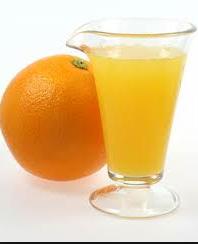 संतरे के रस में पानी मिलाकर पीयें
