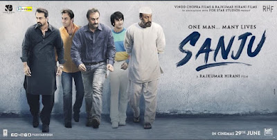 bollywood's most awaited movie sanju's teaser out, 4Fanviews