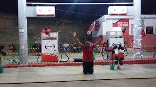 Superação: Ex-catador constrói posto de combustíveis na Paraíba