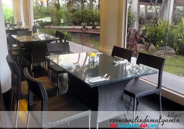 Hidangan Buffet Masakan Penang di Holiday Inn Kuala Lumpur Glenmarie