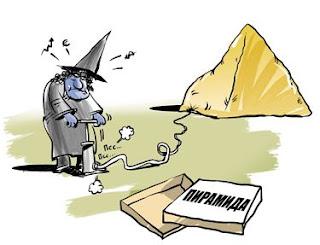 Пирамида финансовая компания