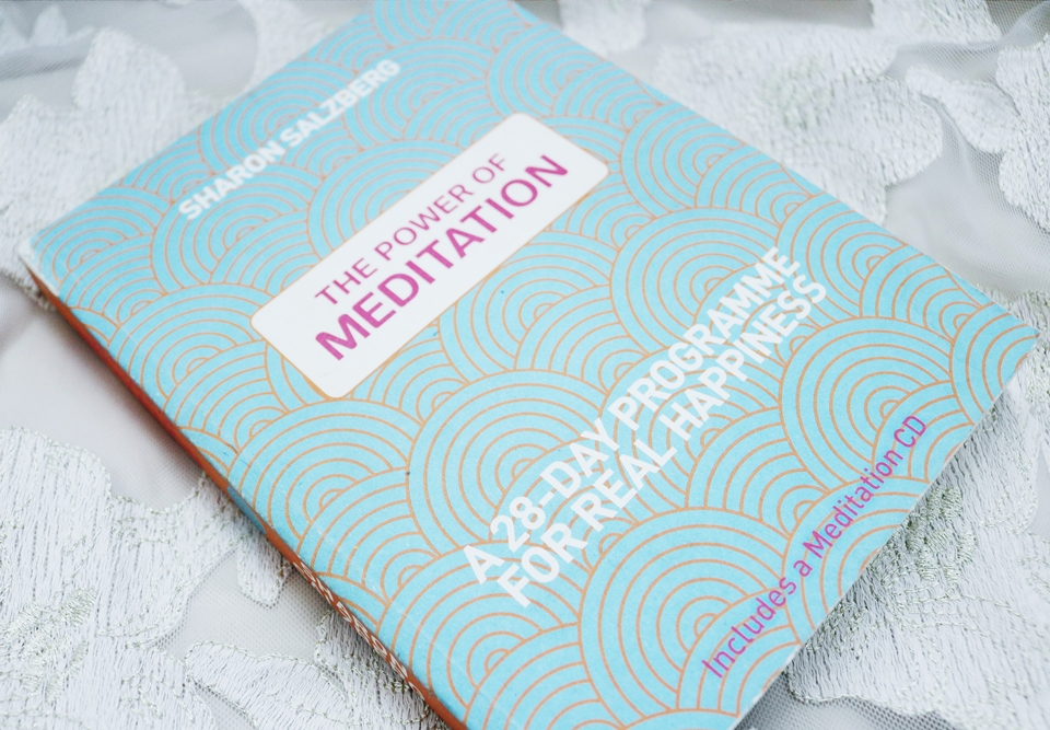 The Power of Meditation Self Help Book Review