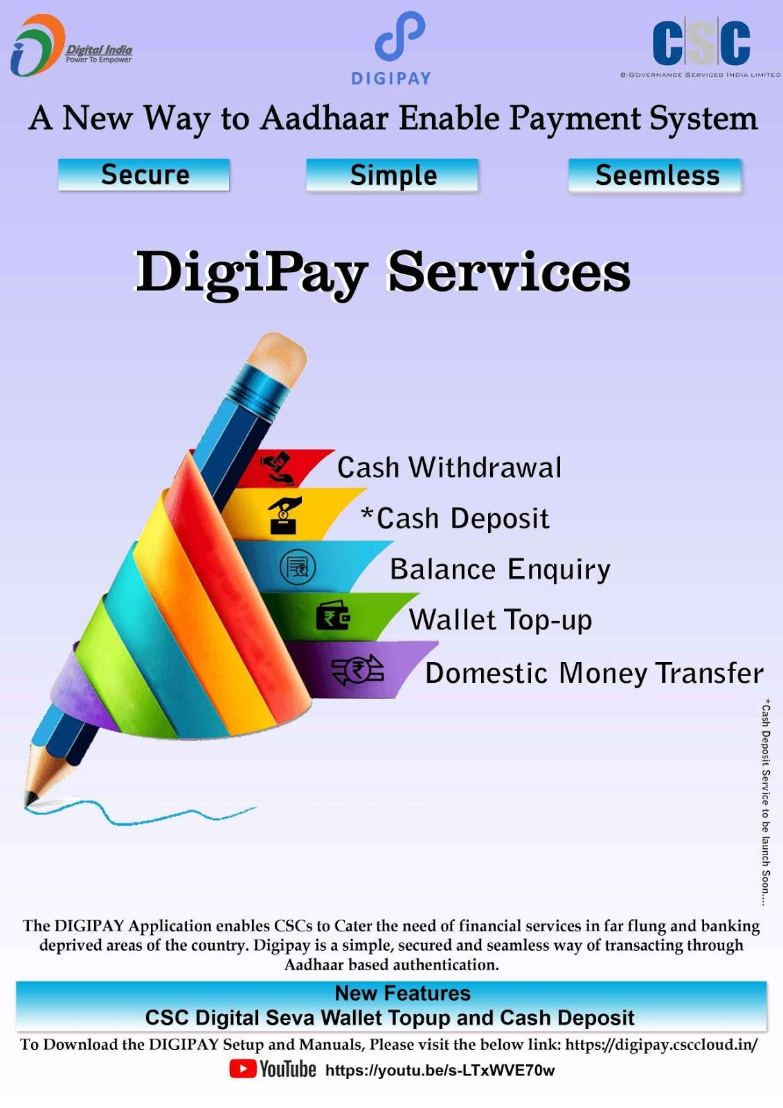 Latest Digipay commission Structure 2019