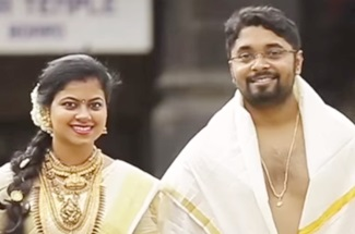 Best of Kerala Traditional Hindu Wedding 2017 | Varsha Bharathi & Sujit Nair